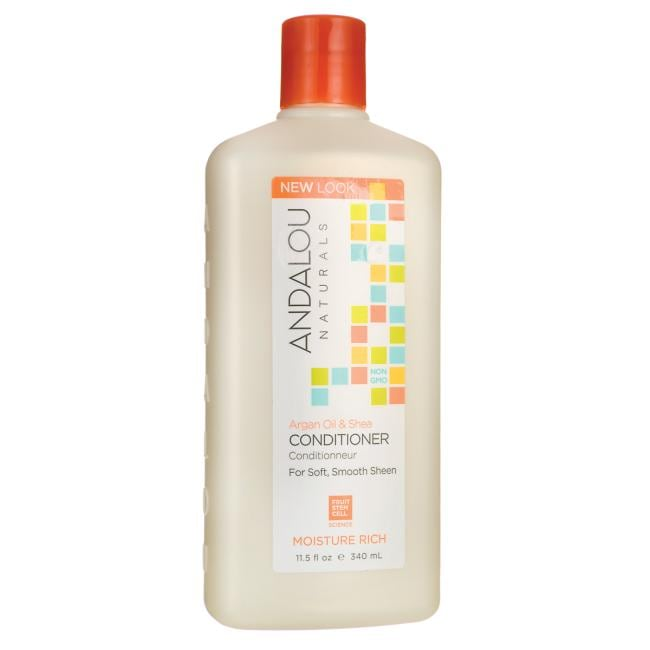 Andalou Naturals Moisture Rich Conditioner - Argan Oil & Shea