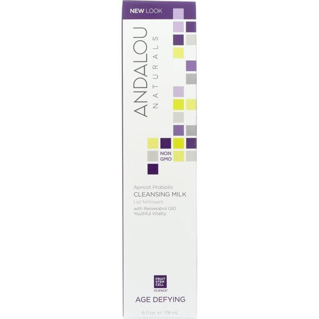Andalou NaturalsApricot Probiotic Cleansing Milk