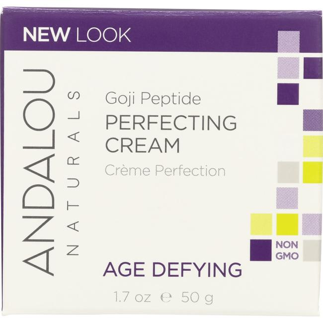 Andalou NaturalsGoji Peptide Perfecting Cream