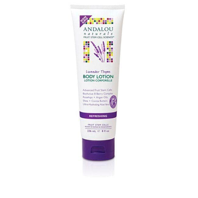 Andalou Naturals Lavender Thyme Body Lotion