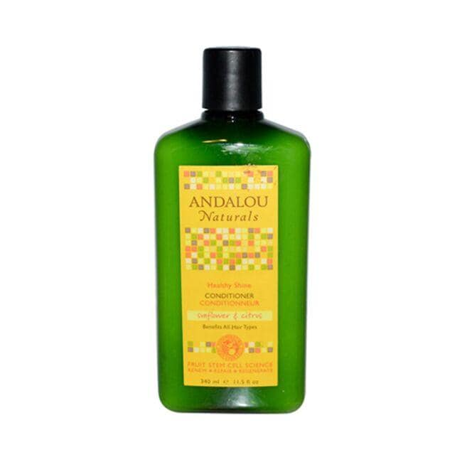 Andalou Naturals Healthy Shine Conditioner - Sunflower & Citrus