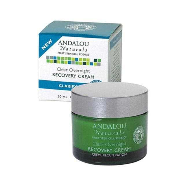 Andalou NaturalsClear Overnight Recovery Cream