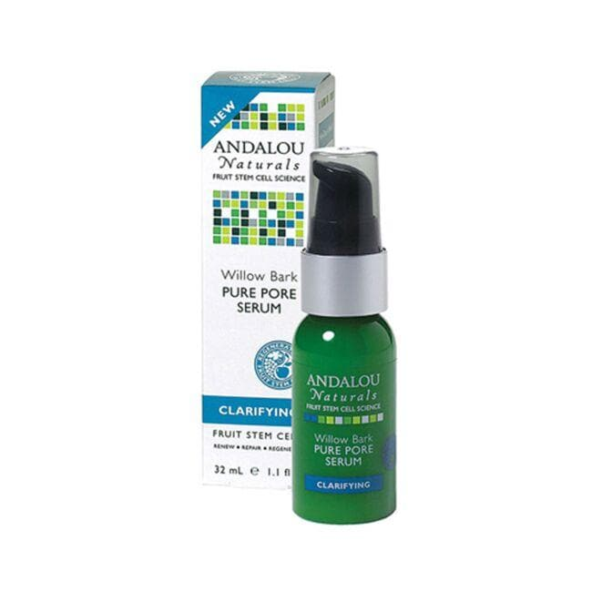 Andalou Naturals Willow Bark Pure Pore Serum