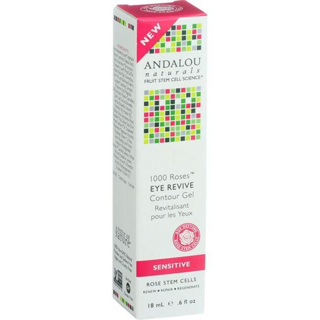 Andalou Naturals1000 Roses Eye Revive Contour Gel