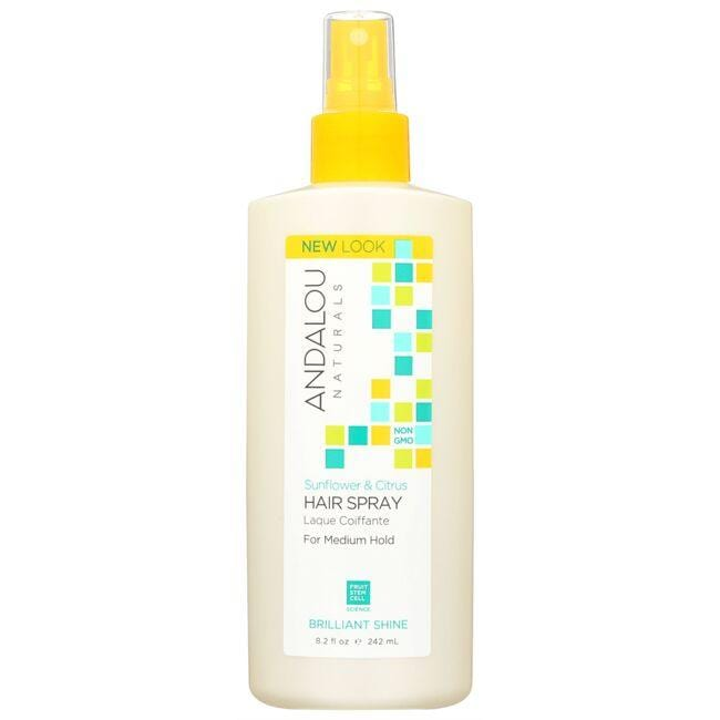 Andalou NaturalsPerfect Hold Hair Spray - Sunflower & Citrus