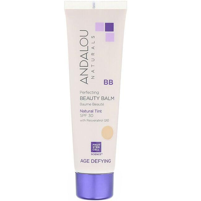 Andalou Naturals Skin Perfecting Beauty Balm Natural Tint - SPF 30