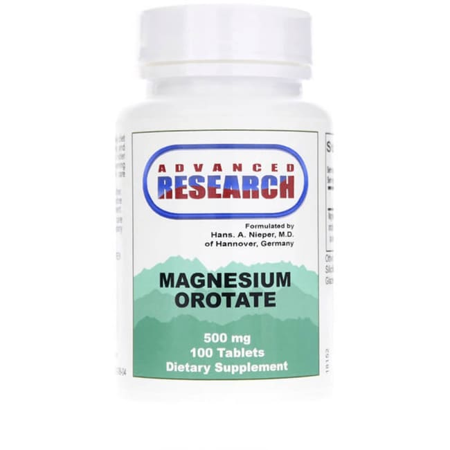 Advanced Research/Nutrient Carriers Magnesium Orotate
