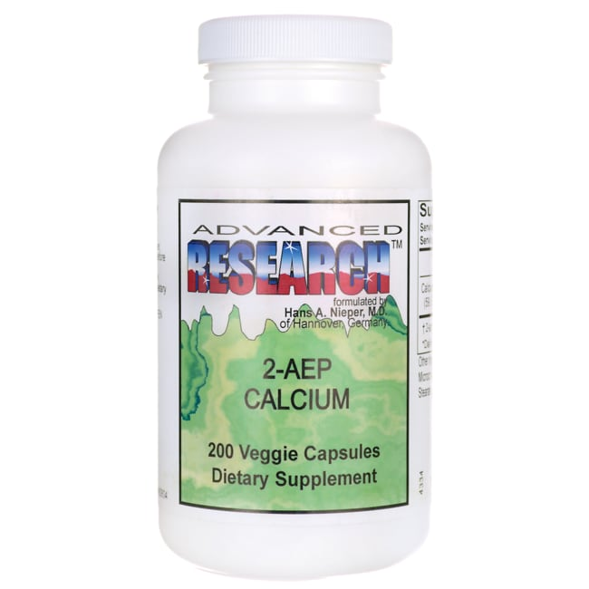 Advanced Research/Nutrient Carriers 2-AEP Calcium