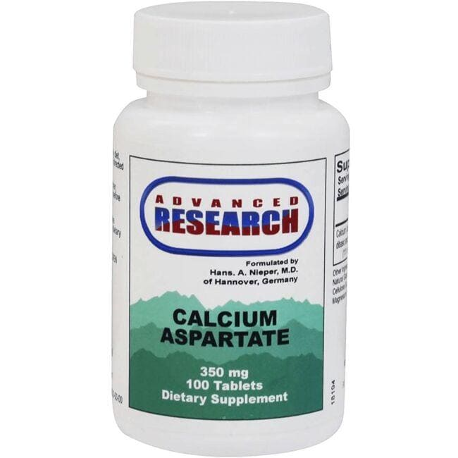 Advanced Research/Nutrient Carriers Calcium Aspartate