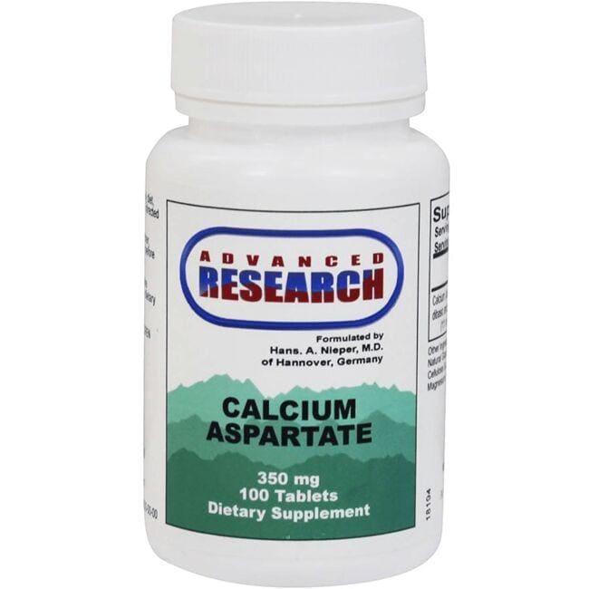 Advanced Research/Nutrient CarriersCalcium Aspartate