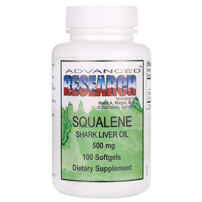 Advanced Research/Nutrient Carriers Squalene Shark Liver Oil