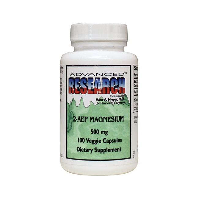 Advanced Research/Nutrient Carriers 2-AEP Magnesium