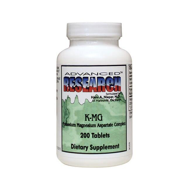Advanced Research/Nutrient Carriers K-MG Potassium Magnesium Aspartate Complex
