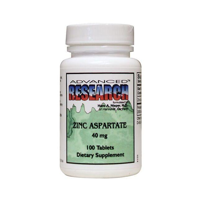 Advanced Research/Nutrient CarriersZinc Aspartate