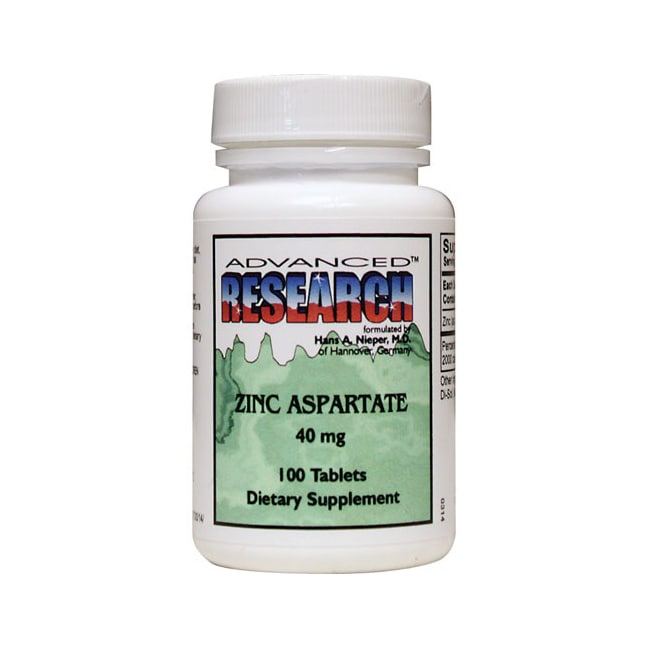 Advanced Research/Nutrient Carriers Zinc Aspartate