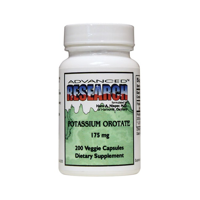 Advanced Research/Nutrient Carriers Potassium Orotate