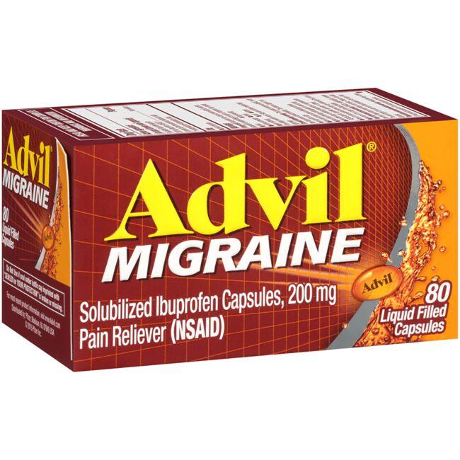 Advil Advil Migraine