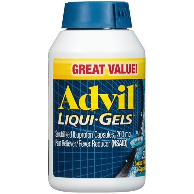 AdvilAdvil Liqui-Gel