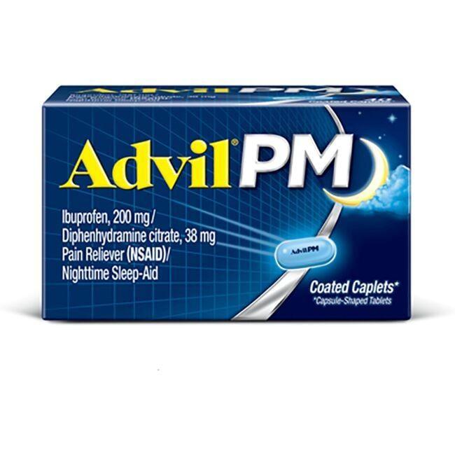 AdvilAdvil PM Caplets