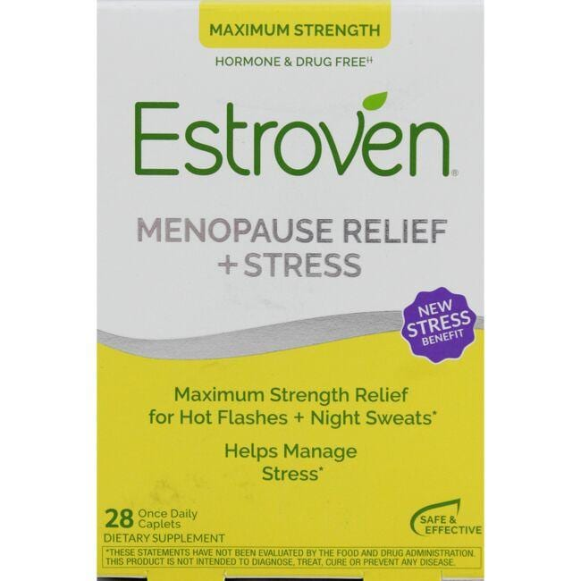 i-Health, Inc Estroven Maximum Strength + Energy
