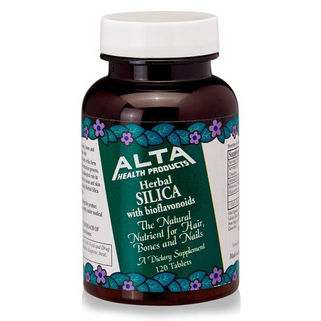 Alta Health Products Herbal Silica with Bioflavonoids