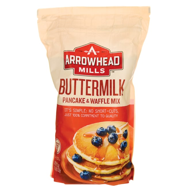 Arrowhead Mills Buttermilk Pancake & Waffle Mix