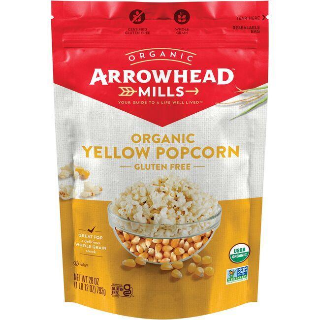 Arrowhead MillsOrganic Yellow Popcorn