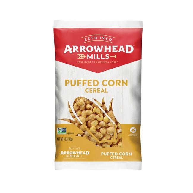 Arrowhead MillsPuffed Corn Cereal