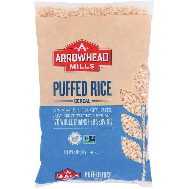 Arrowhead MillsNatural Puffed Rice Cereal
