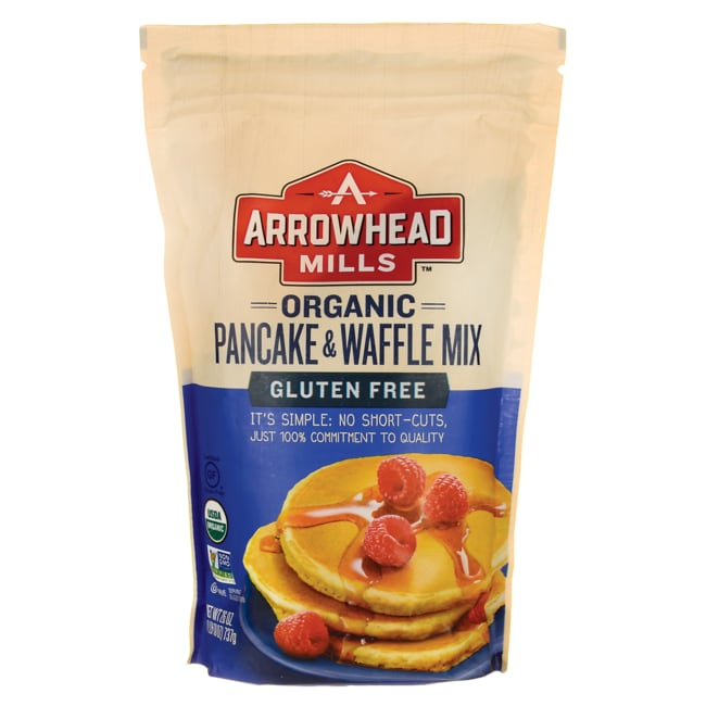 Arrowhead Mills Gluten Free Pancake & Baking Mix