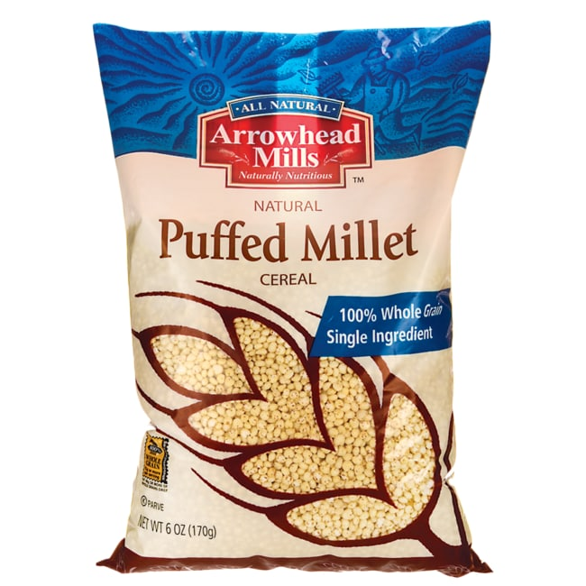 Arrowhead MillsNatural Puffed Millet Cereal