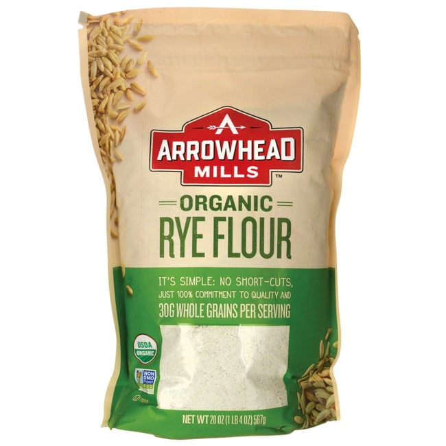 Arrowhead MillsOrganic Rye Flour