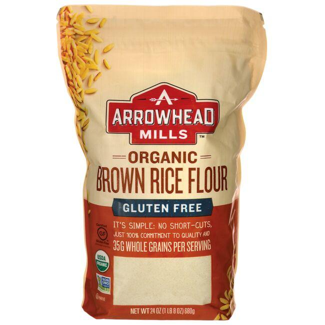 Arrowhead MillsOrganic Brown Rice Flour