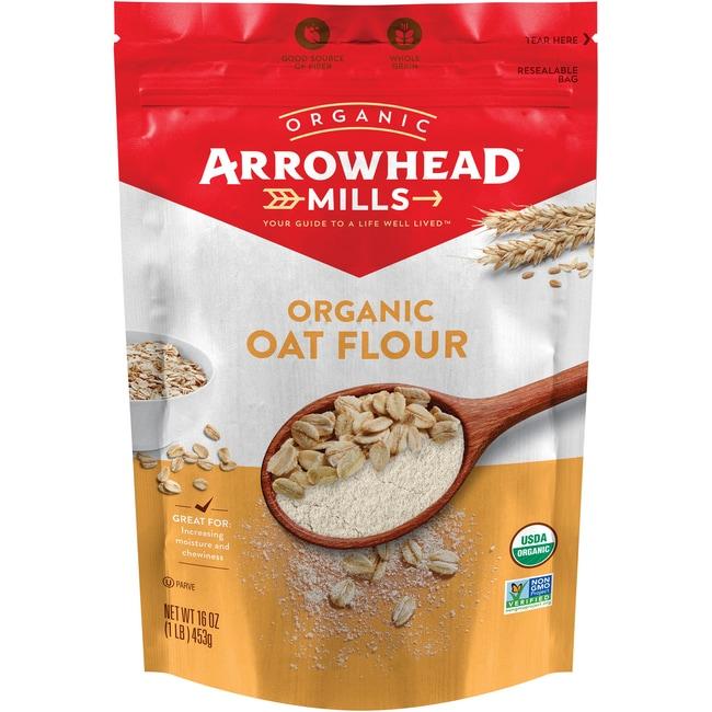Arrowhead MillsOrganic Oat Flour