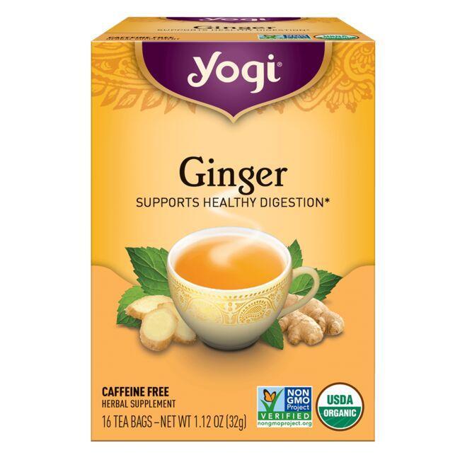 Yogi TeaGinger
