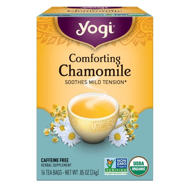 Yogi Tea Comforting Chamomile
