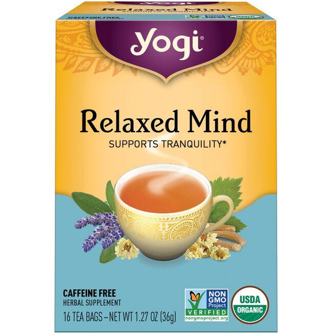 Yogi Tea Relaxed Mind