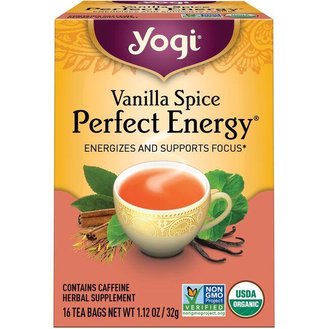 Yogi TeaVanilla Spice Perfect Energy