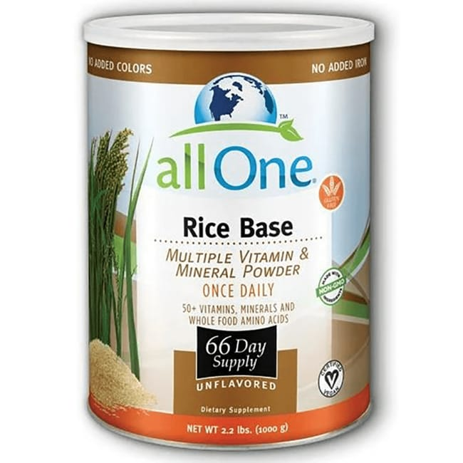 All One Rice Base 66 Day