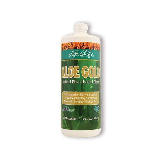 Aloe Life Aloe Gold Natural Flavor Herbal Bitter