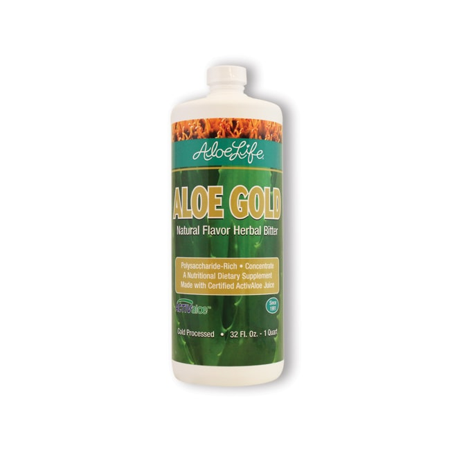 Aloe LifeAloe Gold Natural Flavor Herbal Bitter