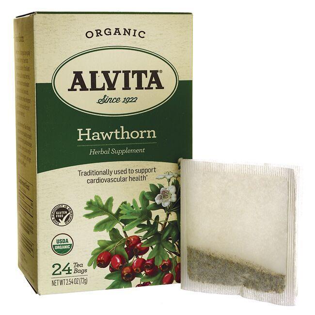 Alvita TeaHawthorn Tea