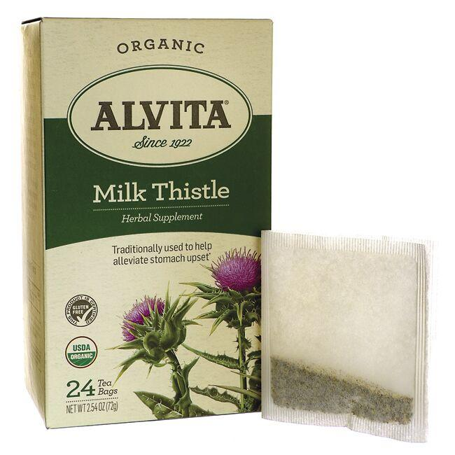 Alvita Tea Milk Thistle Tea
