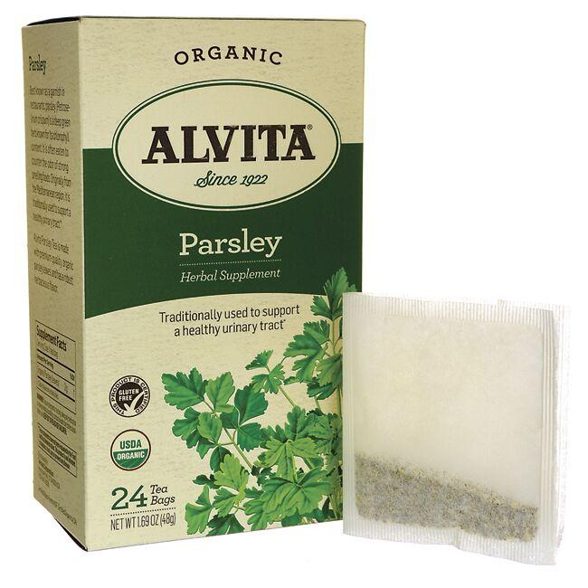 Alvita Tea Parsley Tea