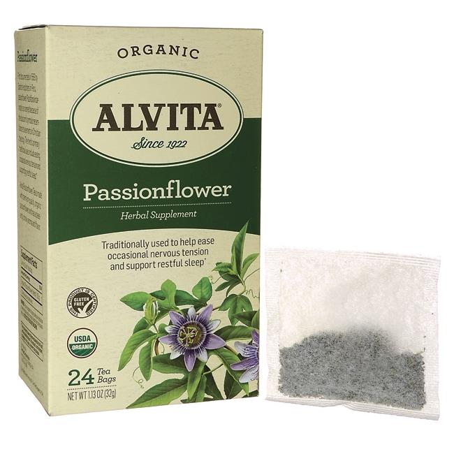 Alvita Tea Passionflower Tea