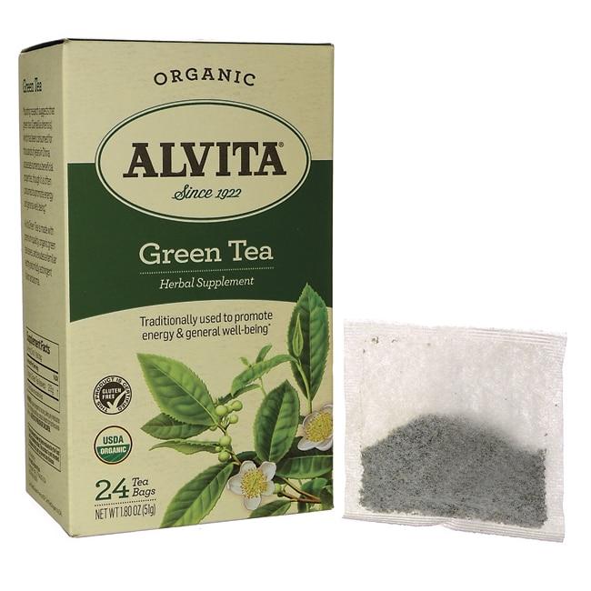 Alvita TeaGreen Tea