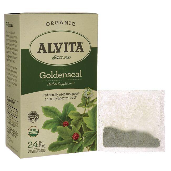 Alvita Tea Goldenseal Tea