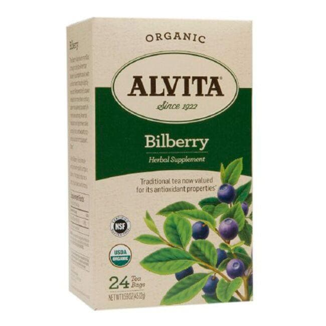 Alvita Tea Bilberry Tea