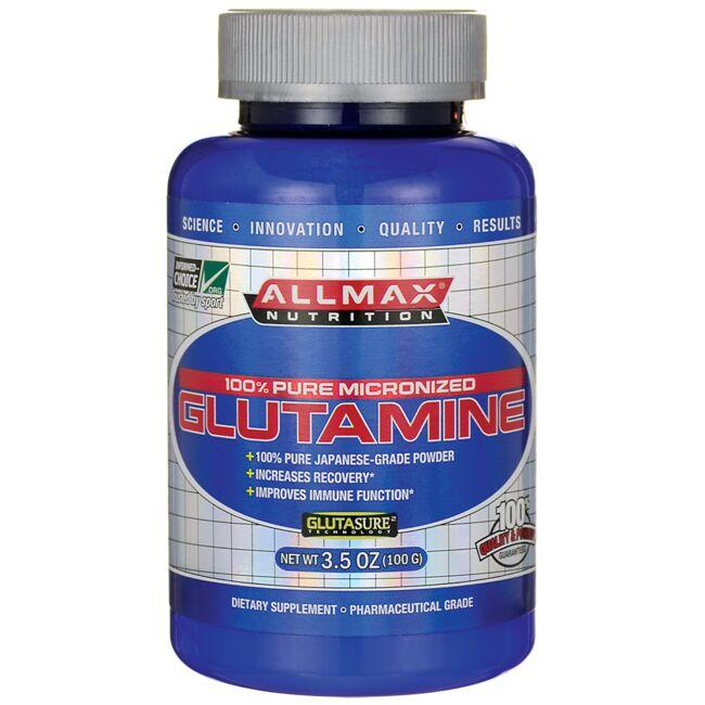 Allmax Nutrition100% Pure Micronized Glutamine