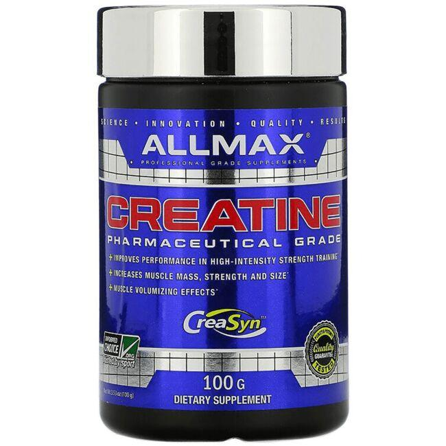 Allmax Nutrition 100% Pure Micronized German Creatine